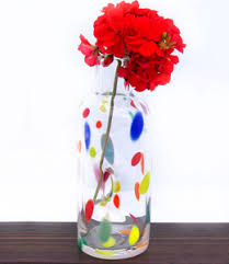 Polka Dot Vase Etsy Roundup Glass Vases