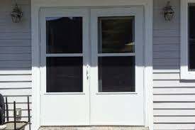 storm door with screen and glass 2017 storm door prices u0026 installation costs homeadvisor