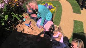 Carol Klein Life In A Cottage Garden - carol klein from gardeners u0027 world explores the southport flower