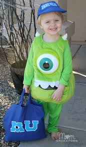 awesome mike wazowski and sully halloween costume best moment