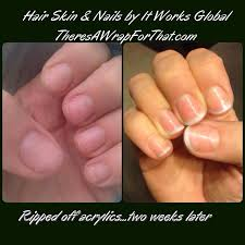 nail art unbelievableair skin and nails it works picture