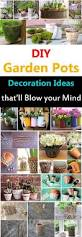 Unusual Planters For Container Gardens Diy Garden Pots Decoration Ideas That U0027ll Blow Your Mind