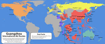 East And Southeast Asia Map by Airport International Connectivity Ranking China Vs Us East By