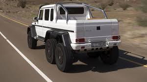 six wheel mercedes suv mercedes g63 amg 6x6 drive review autoweek