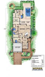narrow lot luxury house plans narrow lot luxury house plans
