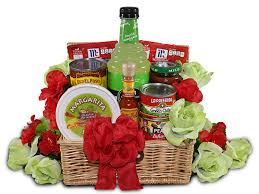 dinner gifts mexican dinner party gift basket taco gifts mexican gift