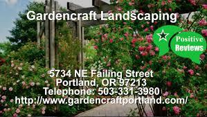 Landscaping Portland Oregon by Gardencraft Landscaping Reviews Portland Oregon Landscaper