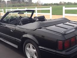 mustang convertible opr mustang convertible top boot black 95513 90 93 all free