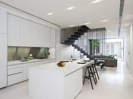 Best Terrace Houses Interior Design Singapore Images On - Modern interior design gallery