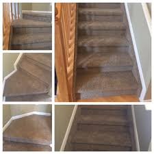 stringers pie steps contour stairs s certified carpet