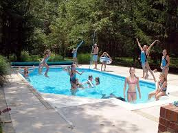 backyard pools designs above ground backyard pool designs home