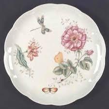 butterfly platter lenox butterfly meadow ebay