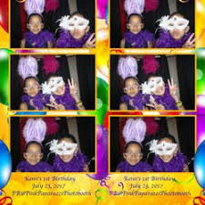 pink paparazzi photobooth rental photo booth rentals west