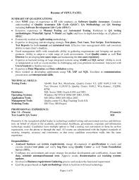 resume examples free sample resumes