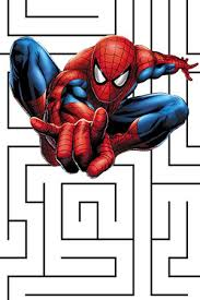 ultimate spider man coloring spider man activities marvel hq