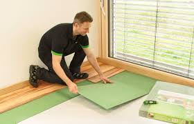 Laminate Flooring Soundproof Underlay Steico 4 In 1 Soft Underlayment For Laminate Engineered Wood