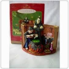 2012 battle harry potter hallmark ornament hallmark