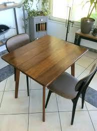 table de cuisine et chaise table cuisine retro cheap beautiful awesome vintage formica table