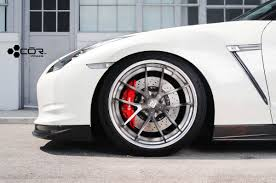 nissan gtr wheel size nissan gt r featuring cor encor forged wheels