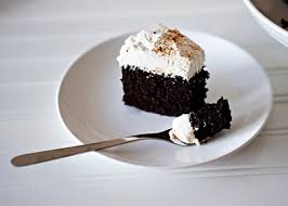 mexican chocolate cake with mascarpone frosting baked bree