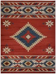 Design Area Rugs Nevita Collection Southwestern American Design