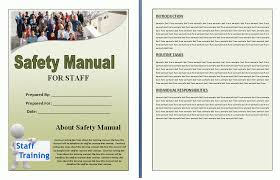 free manual template word employee manuals free manual templates