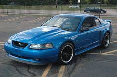 2000 blue mustang 2000 mustang gt blue car photography cars ford