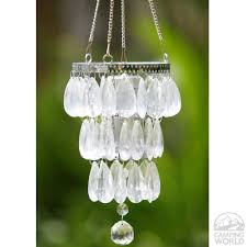 Battery Operated Gazebo Chandelier by Battery Operated Hanging Chandelier And Wireless Crystal With