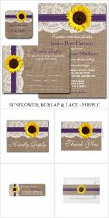 Sunflower Wedding Programs Best 25 Purple Sunflower Wedding Ideas On Pinterest Sunflower