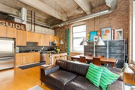 prairie district two bedroom industrial loft can be had for under