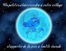 Baby Smurf Meme - image vision of the blue moon jpg smurfs fanon wiki fandom