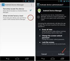 android device manager android device manager remote password lock is now possible