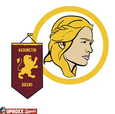 nfl logos reimagined as u0027game of thrones u0027 characters