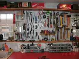 garage organization going forward