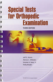 buy special tests for orthopedic examination book online at low