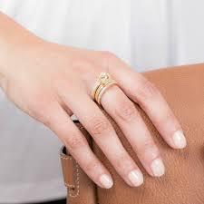 eternity ring finger gold black spinel eternity ring sb london