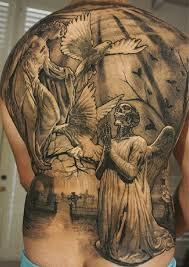 amaizing skull religious tattoomagz