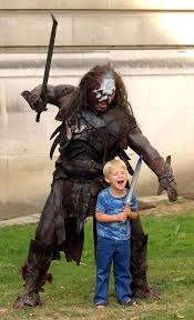 Lord Rings Halloween Costume Lord Ring Head Lol Image Orc Clan Orks