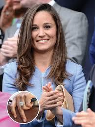 kate middleton s engagement ring see pippa middleton u0027s engagement ring and get the look