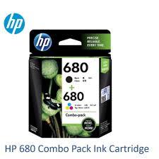hp 680 combo pack black color original ink cartridge expired on dec