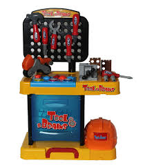 Toddler Tool Benches - brilliant ideas of classic toy wood tool bench with accessories
