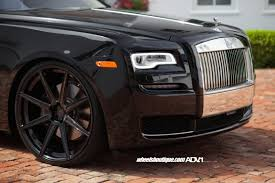 modified rolls royce rolls royce ghost adv08 m v1 sl ppg wheels adv 1 wheels