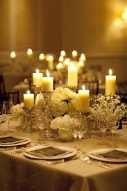 candle centerpiece candle and flower centerpieces for wedding kantora info