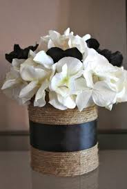 Tin Can Table Decorations Best 25 Tin Can Centerpieces Ideas On Pinterest Christmas Party