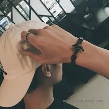 anchor bracelet charms images Ainian new fashion black anchor bracelets men charm 550 survival