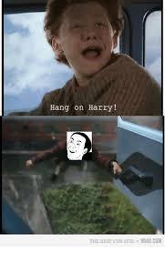 9gag Meme Maker - hang on harry the best fun site 9gag com 9gag meme on me me