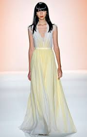 yellow wedding dress gizet dresses collection pale yellow wedding dress images