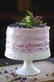 blueberry lime layer cake recipe kitchen vignettes pbs food