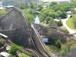 Dallas Texas Six Flags Six Flags Over Texas Theme Park In Dallas Thousand Wonders