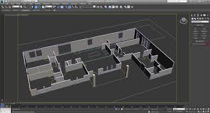 Top 5 3d Home Design Software Modern Design Light Fully Furnished Living Room 3d Model Home
